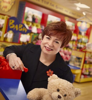 University of Georgia alumna Maxine Clark founded the Build-A-Bear Workshop. (Contributed)
