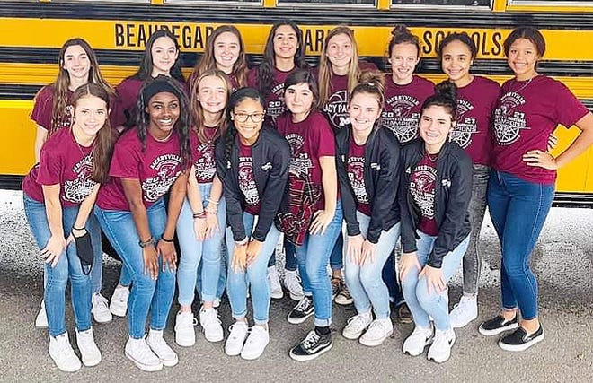 The Merryville Lady Panthers fell to Northwood-Lena in the Class 1A semifinals on Tuesday, ending its season with a record of 27-3