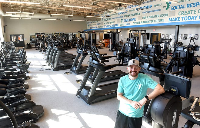 Kip Batye is the branch director of the Southern Boone Area YMCA at 405 S. Main St. in Ashland.