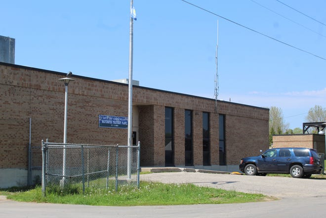 The Cheboygan city manager expressed some concerns and discussed several options regarding the bids for the work to be done at the city's wastewater treatment facility, which were much higher than anticipated.