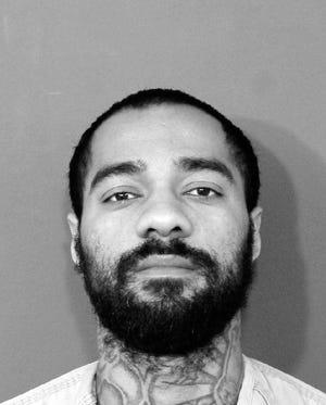 Lonzo Doughty, on trial for 2018 murder of Julian Higgins.