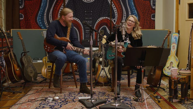 "Derek Trucks and Susan Tedeschi recorded their pay-per-view streaming ""Fireside Sessions"" shows at their Jacksonville studio and at a farm in Georgia. The band has postponed its summer tour."