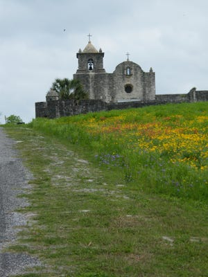 Location of the Goliad Massacre remembered in the battle cry: Remember the Alamo, Remember Goliad!