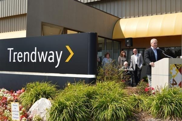 Trendway, a Holland-based furniture company, has entered a national purchasing agreement with health care company Premier.