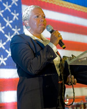 Million Heir-Williams, a former Onslow County commissioner, is set to host a virtual event on Monday, March 8 during which she will honor 32 females with a combined 390 years of military service, including several local female Marines.