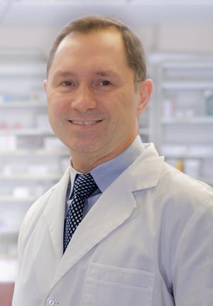 Christian Tadrus, Pharm-D