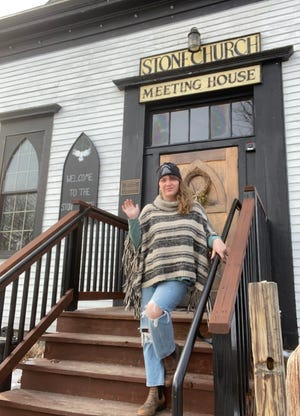 Jamie Preston is the new general manager and booking agent for the Stone Church in Newmarket. The venue is open once again for small indoor shows in March and outdoor shows will begin in April.