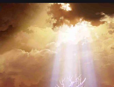 Give God the glory.