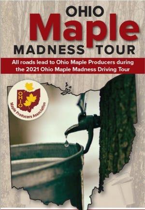 The Ohio Maple Madness Tour starts Saturday.