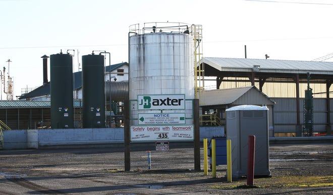 J.H. Baxter & Co. at 3494 Roosevelt Blvd. in Eugene.