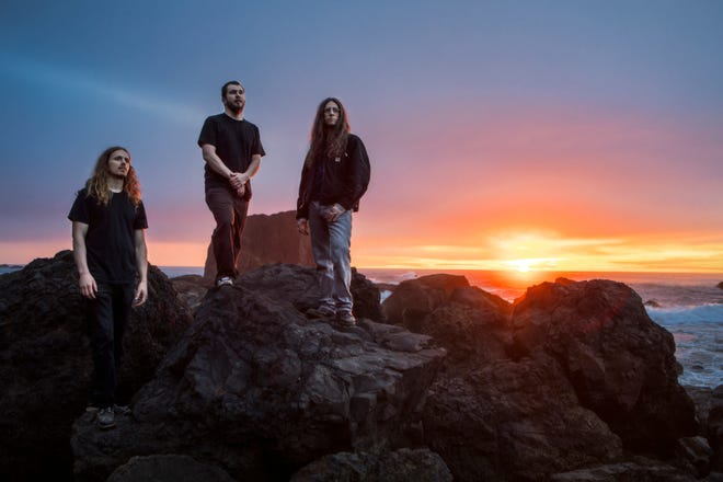 YOB, a doom metal band out of Eugene.
