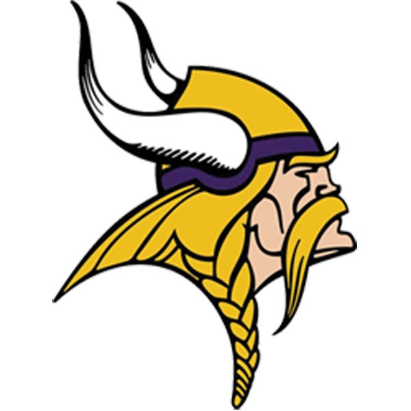 The Bronson Vikings logo