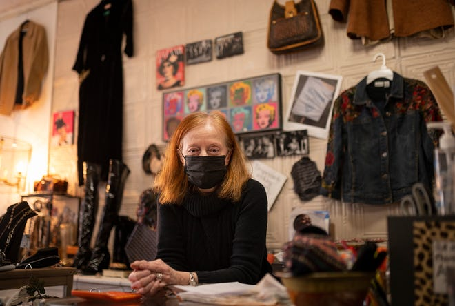 """I'm almost in disbelief that this is going to happen,"""" said Maria Pappas, owner of Modern Muse on Highland Street in Worcester, of Becker College's possible closing."""