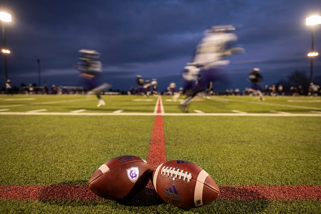 The Holy Cross footballs will remain on the sideline this weekend after the cancellation of a replacement game against Lehigh, last week's opponent.