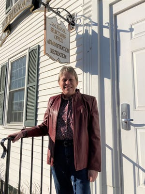 The COVID-19 pandemic has made for an interesting transition for new Wellfleet Town Manager Maria Broadbent. [Provincetown Banner]