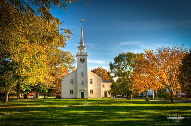 """Cohasset has been named a top-20 """"Greenest Town"""" by Boston Magazine."""