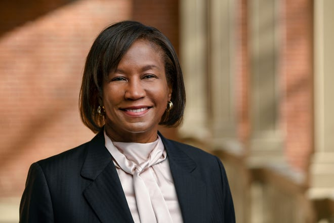 Laurie Carter, the current president of Shippensburg University in Pennsylvania, will take the helm of Lawrence University on July 1. She is the first Black woman to lead the private liberal arts college.