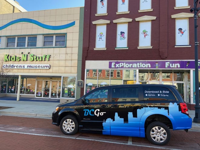 Battle Creek Transit, in partnership with other local transportation agencies, is launching a countywide public transit program and a new app.