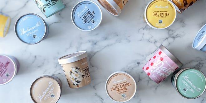 Hudsonville ice cream pints