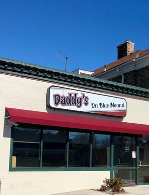 Daddy's on Blue Mound has opened at 6108 W Bluemound Road, Waiwatosa.