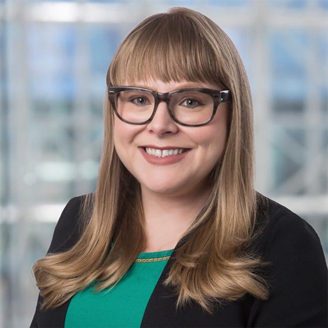 Kaitlin Welborn, staff attorney with ACLU of Alabama
