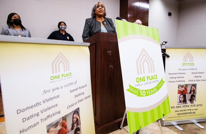 One Place Executive Director Marjorie S. Baker says the initiative helps increase the protection measures available to survivors amid an increase in violent crimes,abusive situations seen across the nation.