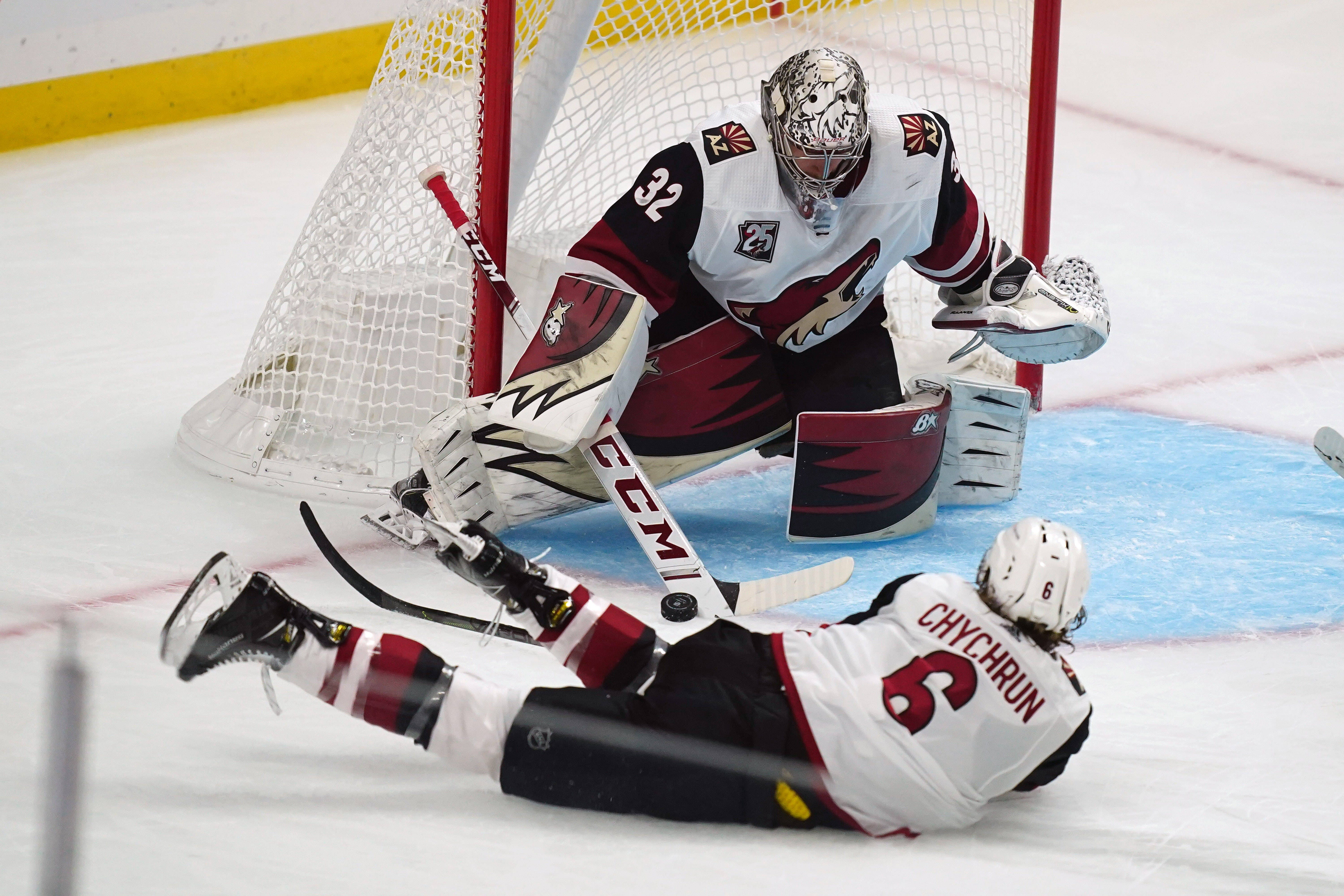 Coyotes goalie Antti Raanta, on his thoughts after improving to 6-0-1 vs. the Los Angeles Kings
