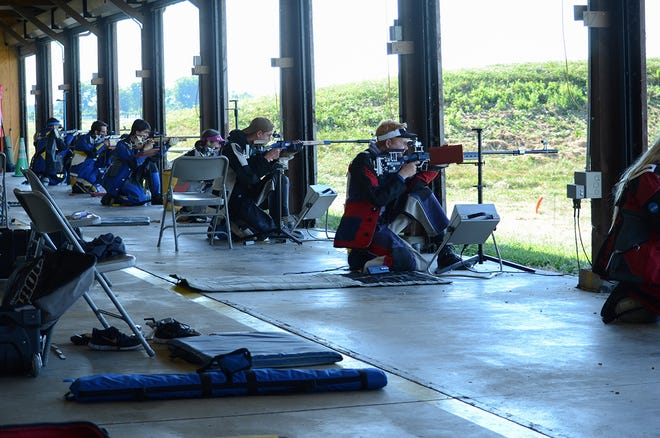 For the first time, a smallbore match will be offered during the Camp Perry Open.