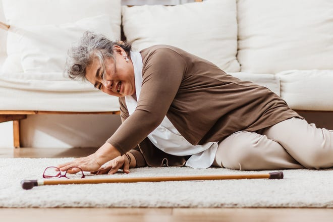 According to the Centers for Disease Control and Prevention (CDC), one in four older adults falls each year, and one in five falls causes serious injury, such as broken bones or a head injury.
