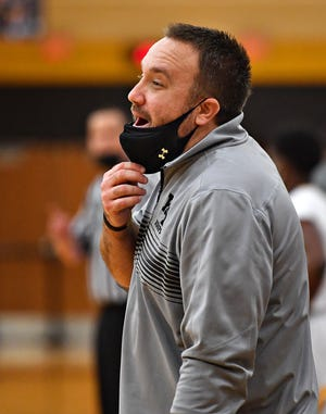 Red Lion High School head basketball coach Steve Schmehl.