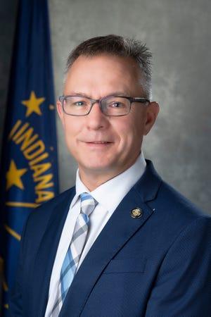 State Sen. Jeff Raatz (R-Richmond)