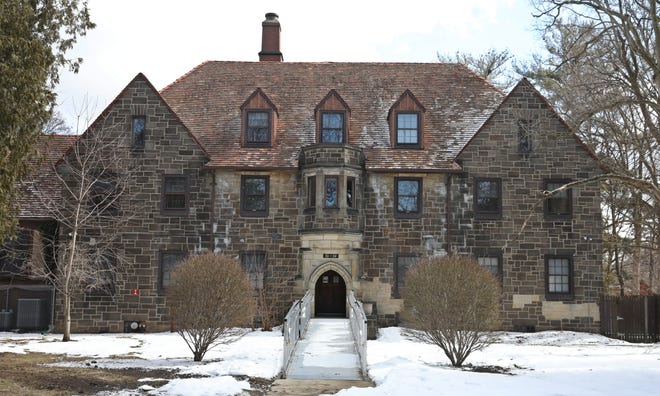 Sojourner House, at 30 Milbank Street in Rochester Thursday, March 4, 2021.