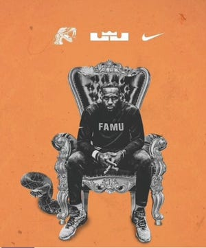 FAMU Athletics signed a six-year deal with Nike. The contract goes into effect on July 1, 2021. All Rattler teams will wear LeBron James gear.