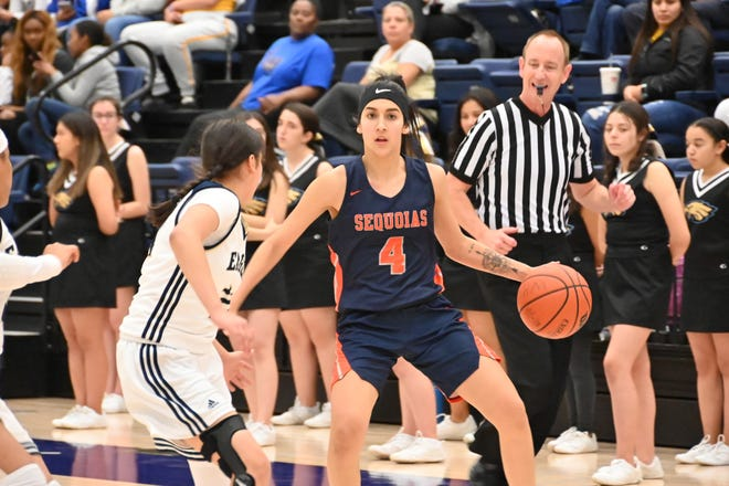 Serena Ybarra is one of COS' top players this season.