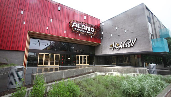 A golf-themed night of bourbon and film is coming to Alamo Drafthouse.