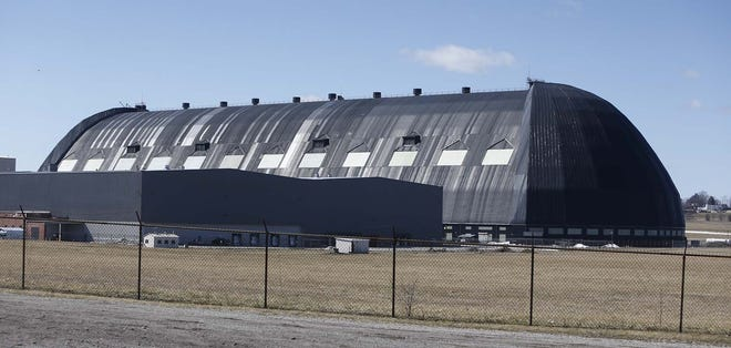 The Akron Airdock will be used to make airships again by California-based LTA (Lighter Than Air) Research, in conjunction with the University of Akron.