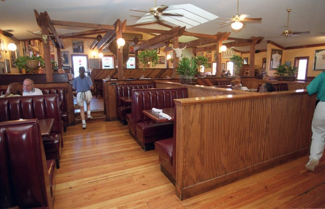 TBonz Steakhouse on Washington Road  is a noted hangout for golfers, patrons and caddies during Maters Week. They are preparing to be busy, which is somewhere between what a normal Masters Week brings and what they experienced in November sans fans.