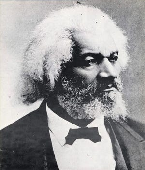 Frederick Douglass was honored in Augusta in 1888.