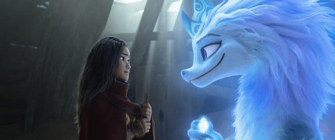 """Raya and the Last Dragon."""
