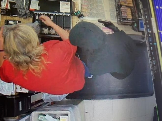 Edgewater police are investigating the armed robbery of a Circle K that occurred Friday morning at 1805 S. Ridgewood Ave.