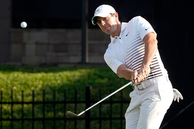 Rory McIlroy of Northern Ireland had another rough Sunday last week at the Arnold Palmer Invitational in Orlando. The defending Players champion has dropped from No. 1 in the world to No. 11.