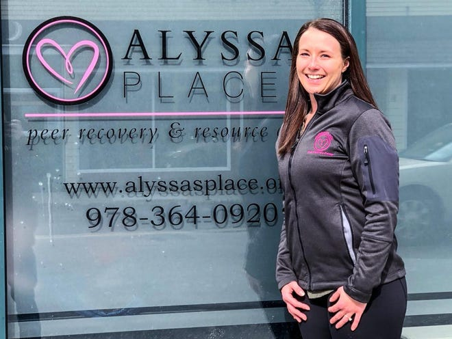 Alexa Perivolotis, program director at Alyssa's Place in Gardner, said the center is preparing for some busy times after a year in virtual lockdown.