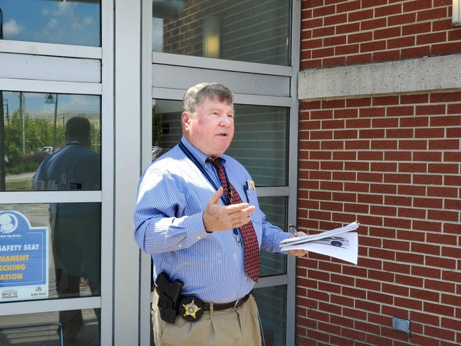 Onslow County Sheriff Hans Miller has been cleared of any charges relating to a recent single-car accident at the beginning of February.