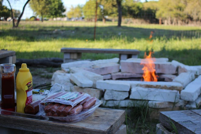 Fire pits and chimineas used in Newton need a screen over the fire.