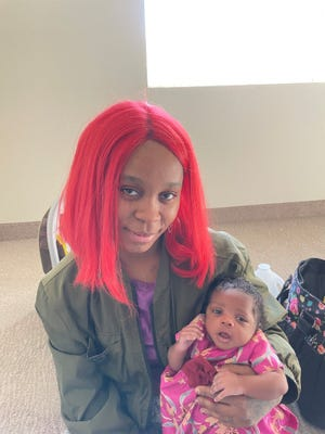 Samira Lynn Blackmon, the child in this photograph, is the subject of an Endangered Missing Advisory issued by Michigan State Police