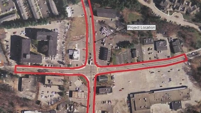 Upgrades to a heavily-traveled Nobscot intersection are set to begin this spring