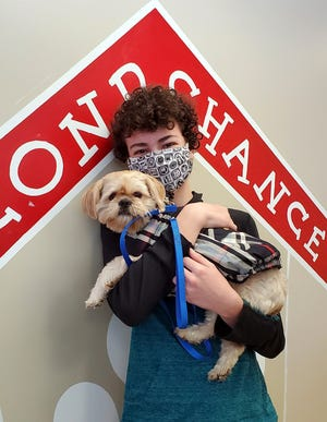 Gabriel Stone of Oneida Castle has a brand-new friend in his four-legged buddy Louie. The teen now wants to celebrate the recent pet adoption with a birthday fundraiser for Friends of Second Chance Canine Adoption Shelter.
