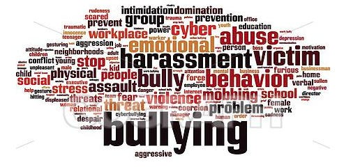Let's talk about bullying - and let's make it stop in Pratt.