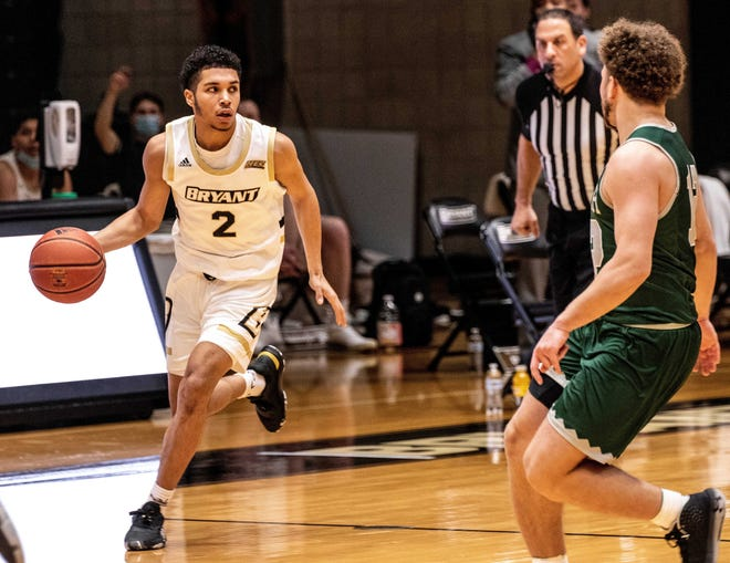 Bryant University's Erickson Bans, the former Shea High School star who has been out with an ankle injury, is expected to be available for Saturday's game against Sacred Heart.