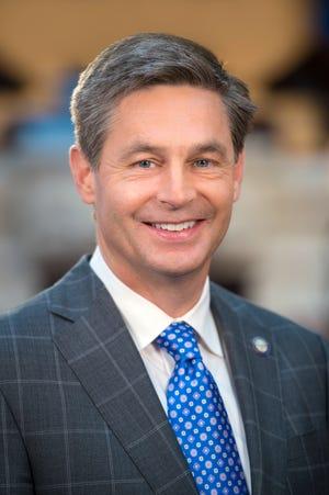 Ohio Sen. Matt Dolan, R-Chagrin Falls, is exploring a run for U.S. Senate in 2022.